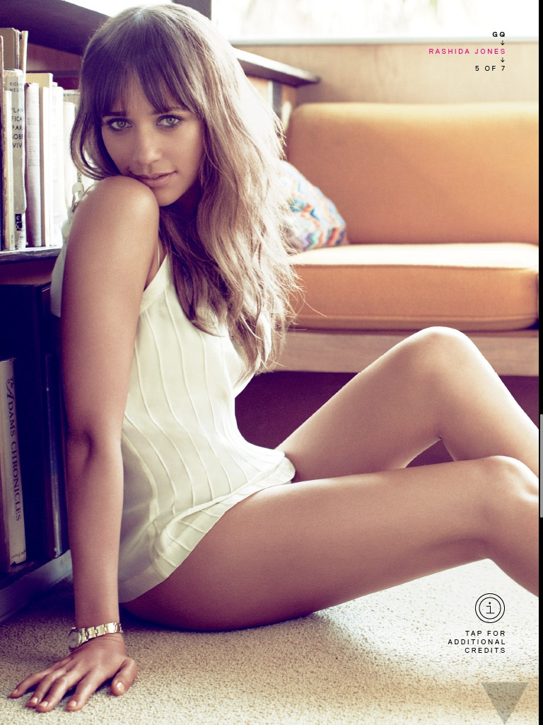 does anybody else think rashida jones is fine? - page 2 - the