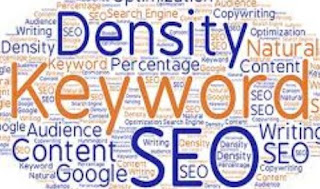 definiton of keyword density