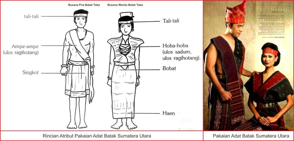 Mewarnai Pakaian Adat Sumatera Barat Wwwpicswecom