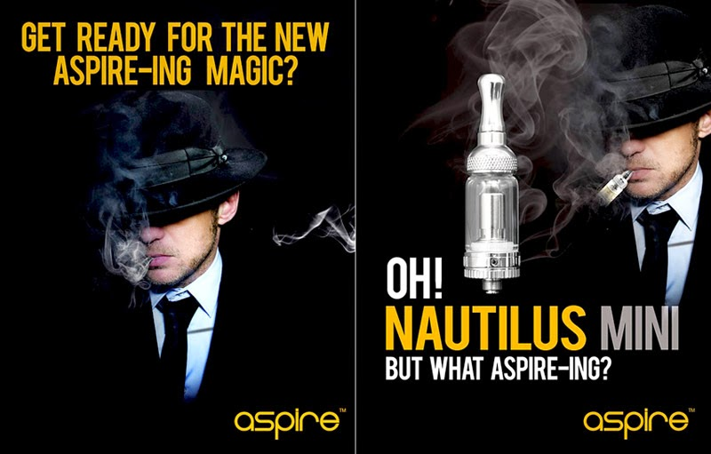 Aspire mini nautilus ing magic