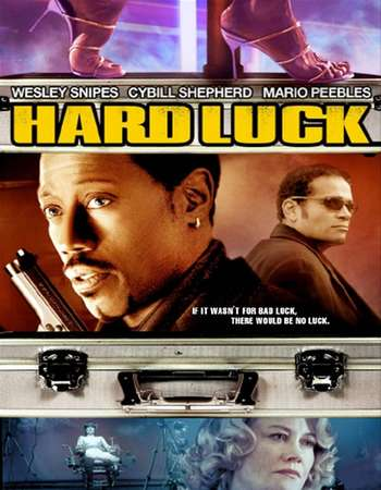 Poster Of Hard Luck 2006 Hindi Dual Audio 300MB    Free Download Watch Online world4ufree.org