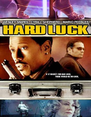 Poster Of Hard Luck (2006) BRRip 480P Dual Audio 326MB Worldfree4u