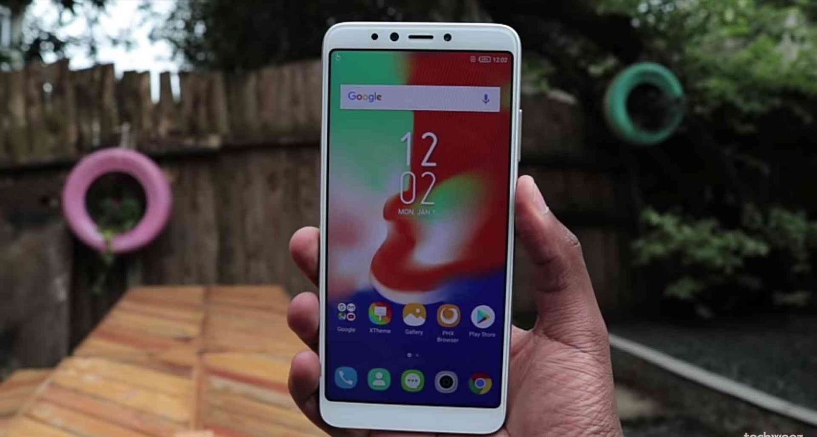 Infinix Hot 6 Pro 6 Inch HD+ Screen with 18:9 aspect ratio