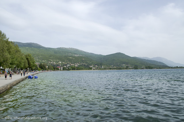 Port - Ohrid Lake, Macedonia