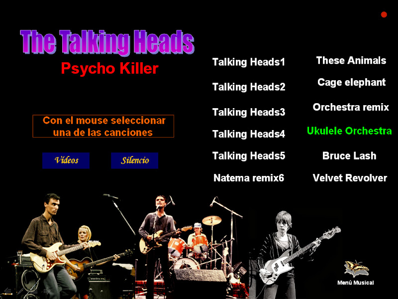 PSYCHO KILLER (versiones)