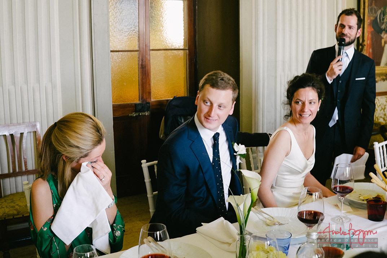 emozioni reportage matrimonio Torino