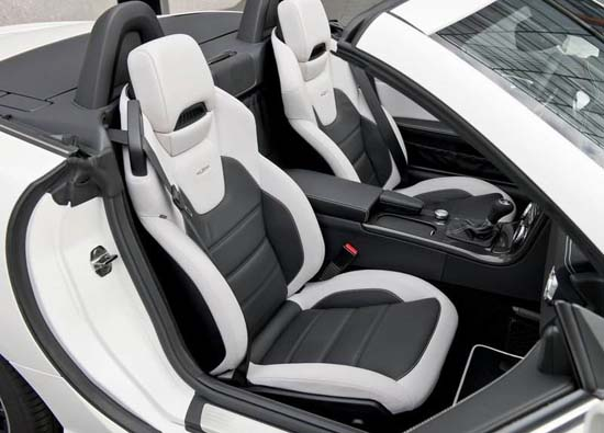 Mercedes-Benz SLK55 AMG (2012) | Car Barn Sport