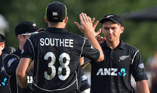 New Zealand Squad & Schedule for Champions Trophy 2017