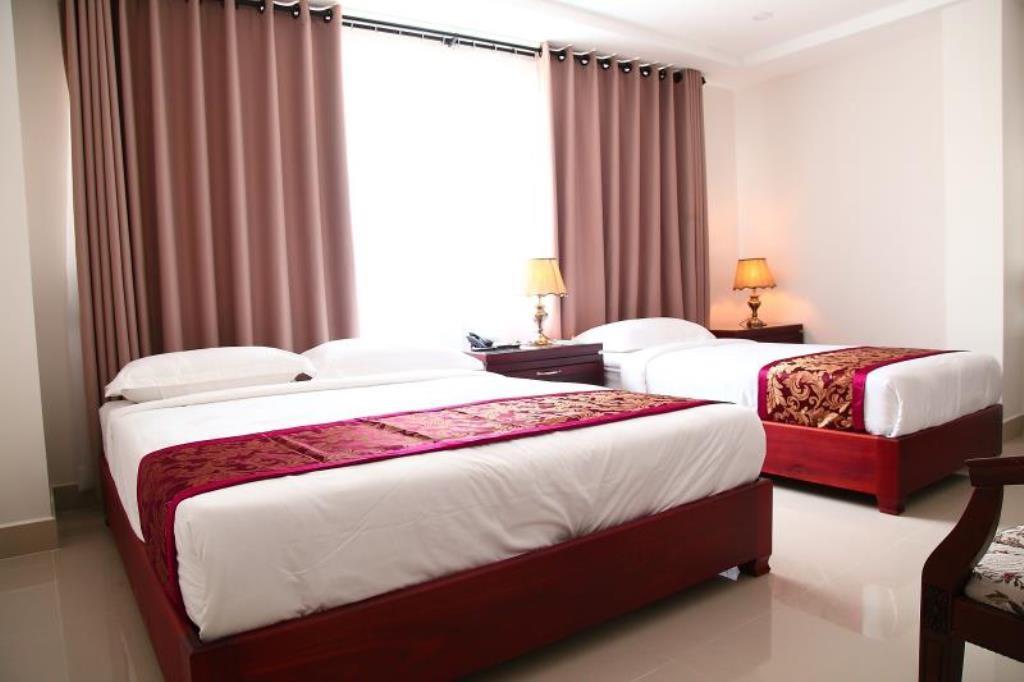 Top 10 khách sạn Sài Gòn gần sân bay Tân Sơn Nhất giá rẻ, chỉ cách 500m