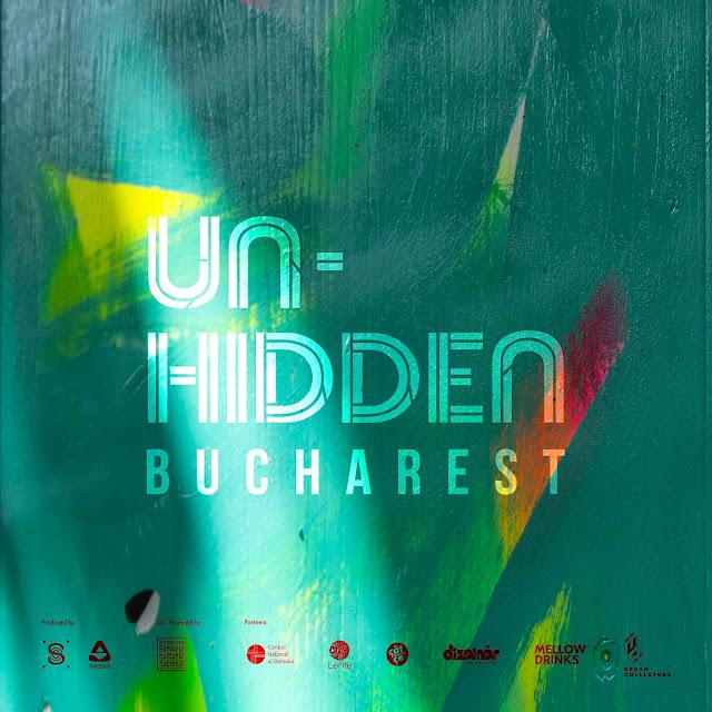 Un-hidden Bucharest II continuă în 2018 cartarea lucrărilor street art