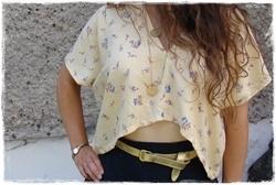 Diy tutorial / How to make a very Easy blouse / jak uszyć prostą bluzkę? / bazowa koszulka