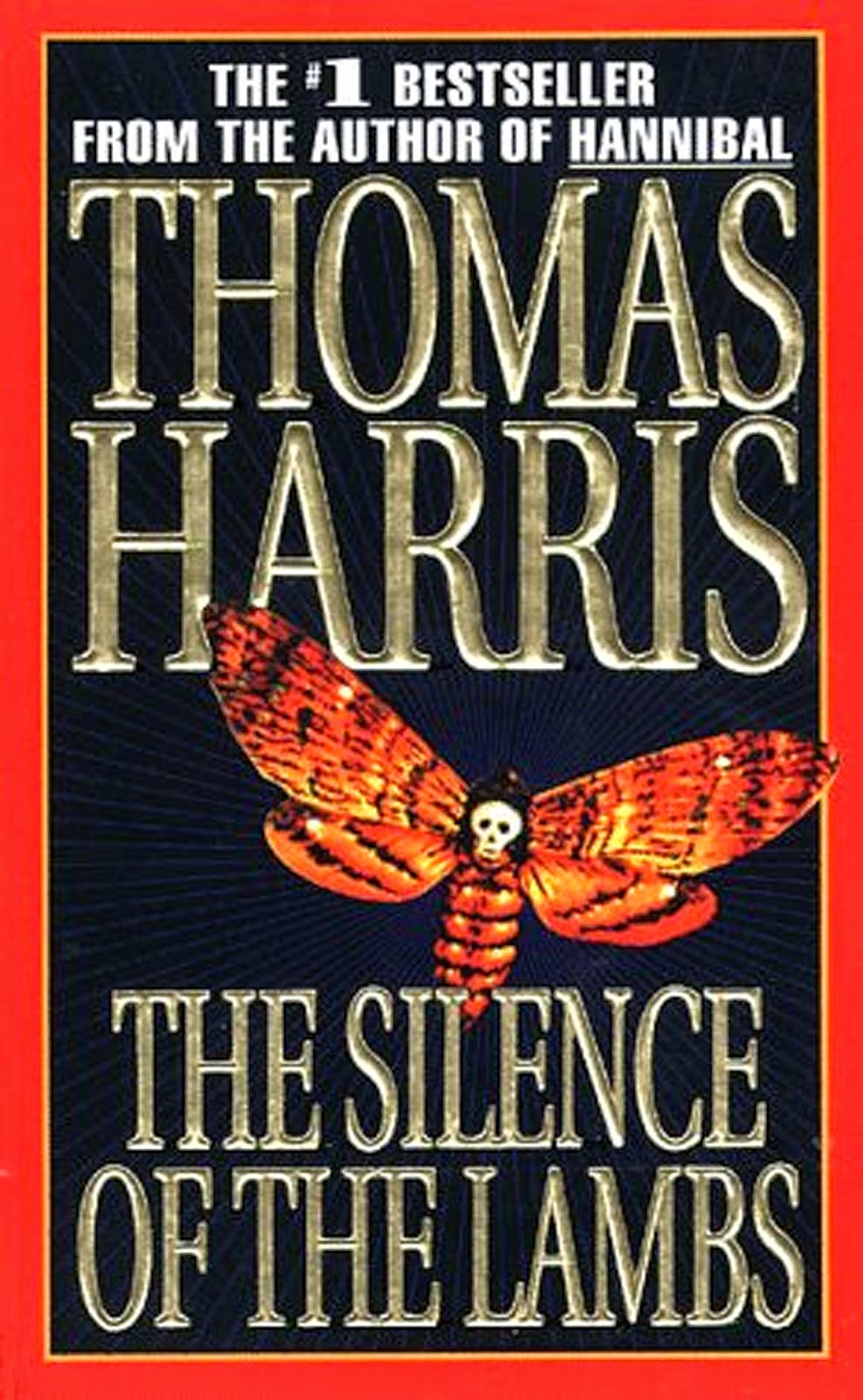 Silence of The Lambs Book | eBay |The Silence Of The Lambs Book