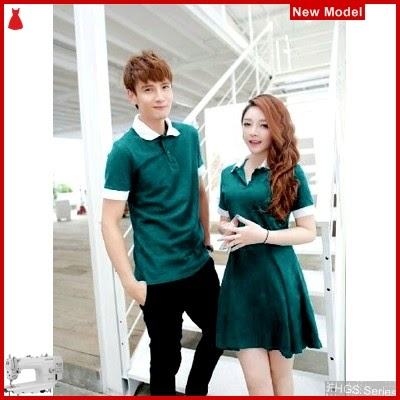 FHGS9178 Model Cp Star Tosca, Kaos Baju Couple Spandek BMG