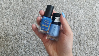 Clothes & Dreams: Spiced up nails