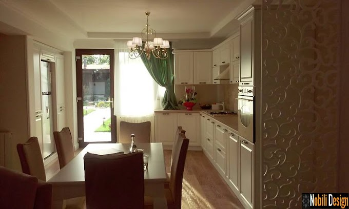 Design interior case vile clasice Tulcea - Firma amenajari interioare Tulcea