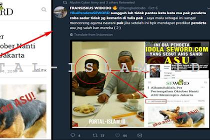 "MARAH DAN MALU Lihat Perilaku Pendeta Setiyadi, Netizen Kristiani: Jangan Marah Kalau Dipanggil Pendeta ""ASU""!"