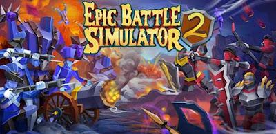 Epic Battle Simulator 2 Apk + Mod Money for Android Offline