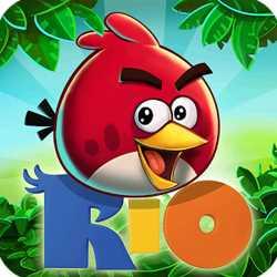 تحميل لعبة الطيور الغاضبة رايو للكمبيوتر والموبايل Download Angry Birds Rio for pc - apk - IOS