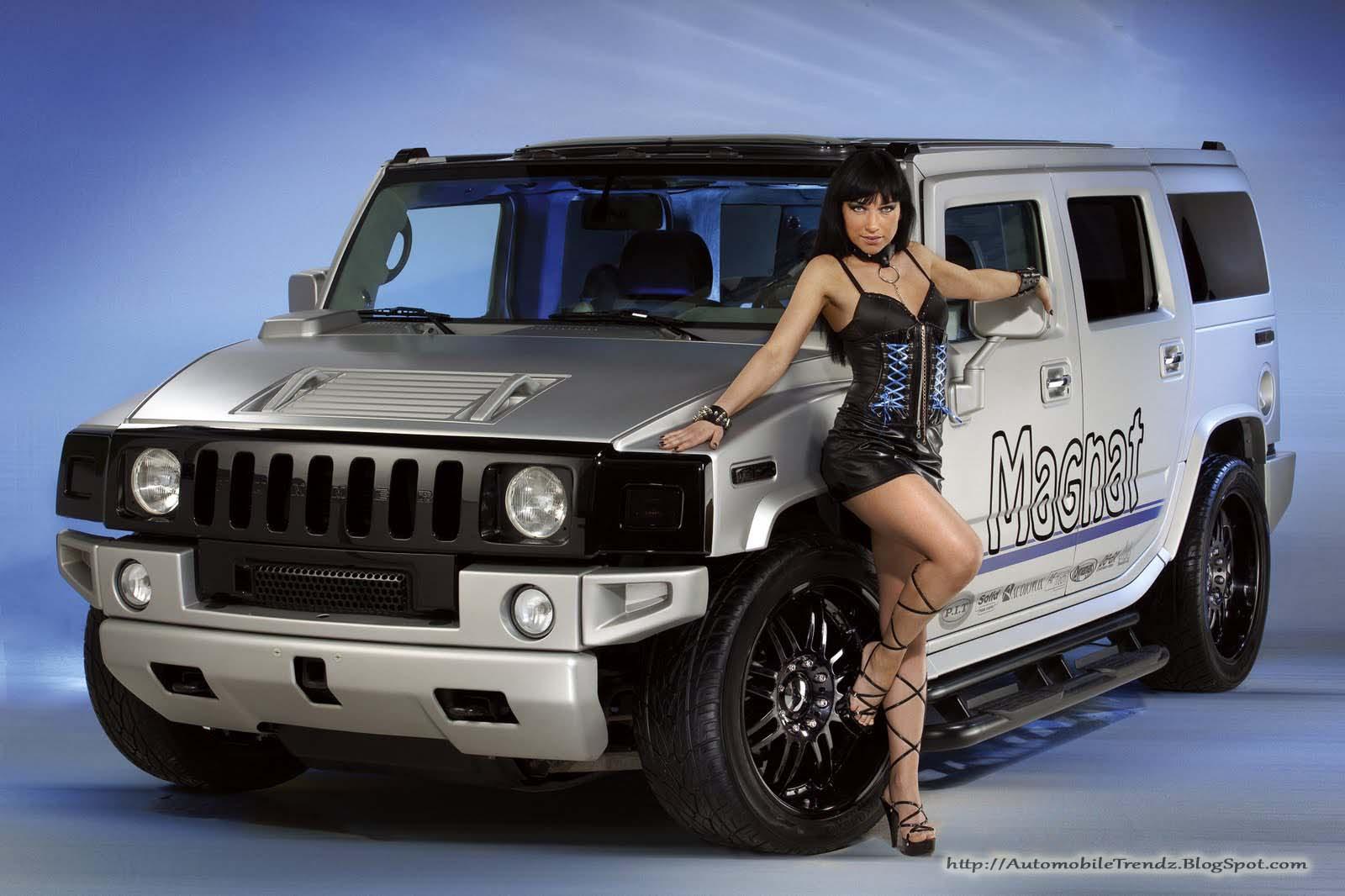 Automobile Trendz Hummer