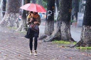 Thời tiết 26/10: Gió lạnh tràn về vào buổi chiều, miền Bắc trở rét