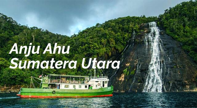 Lirik Lagu Anju Ahu - Sumatera Utara