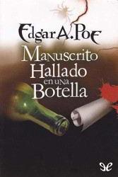 Portada del libro completo Manuscrito hallado en una botella Descargar pdf gratis