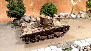 Trenchworx Soviet Armor - OT-26