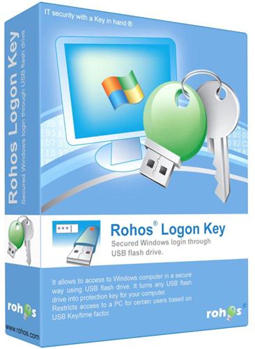 Rohos Logon Key 3.5 poster box cover