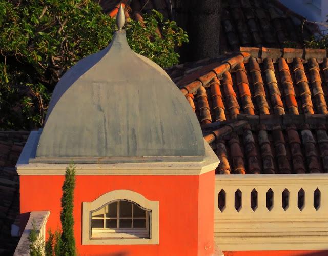 Frederico de Freitas Museum roof detail