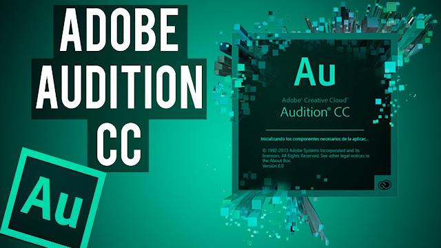 تحميل برنامج Adobe Audition CC