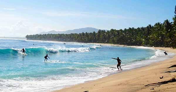 Dahican Beach, Davao Oriental