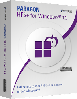 Download Paragon HFS para Windows (Ler HD de MAC)