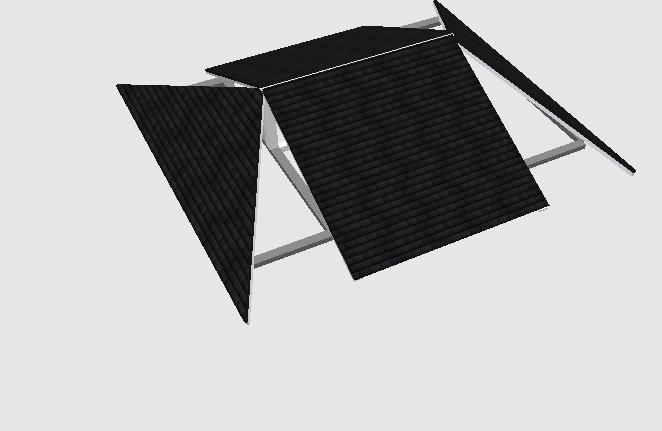 Modul membuat rumah 3d dengan sweet home 3d author. Sweet Home 3d Tutorial Cara Membuat Atap Limas