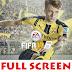Cara mudah setting FIFA 17 agar bisa full screen