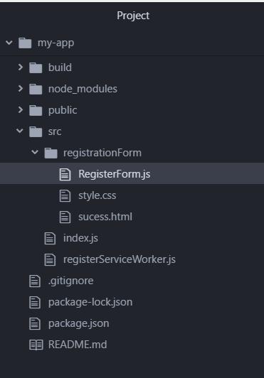 Simple Form Validation In Reactjs Example | SKPTRICKS