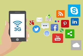 Sim 3G Viettel tài khoản 7GB g