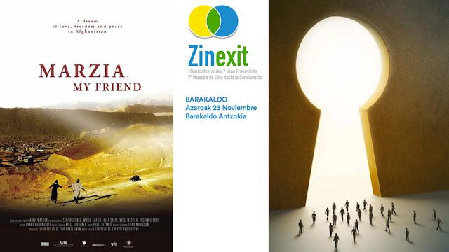 Película de Zinexit programada en el Teatro Barakaldo