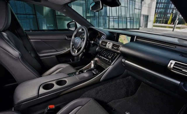 2018 Lexus CT200h Interior Redesign
