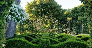 MÉTAL VERT Architecture des jardin