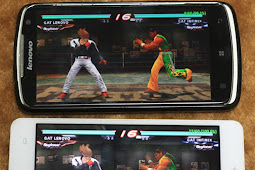 Main game PSP multiplayer di Android
