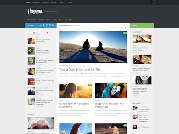 Hueman: WordPress Türkçe Magazin Teması