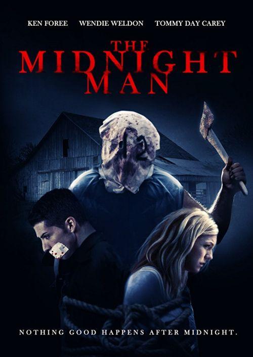 The Midnight Man 2017 HDRip XviD AC3-EVO