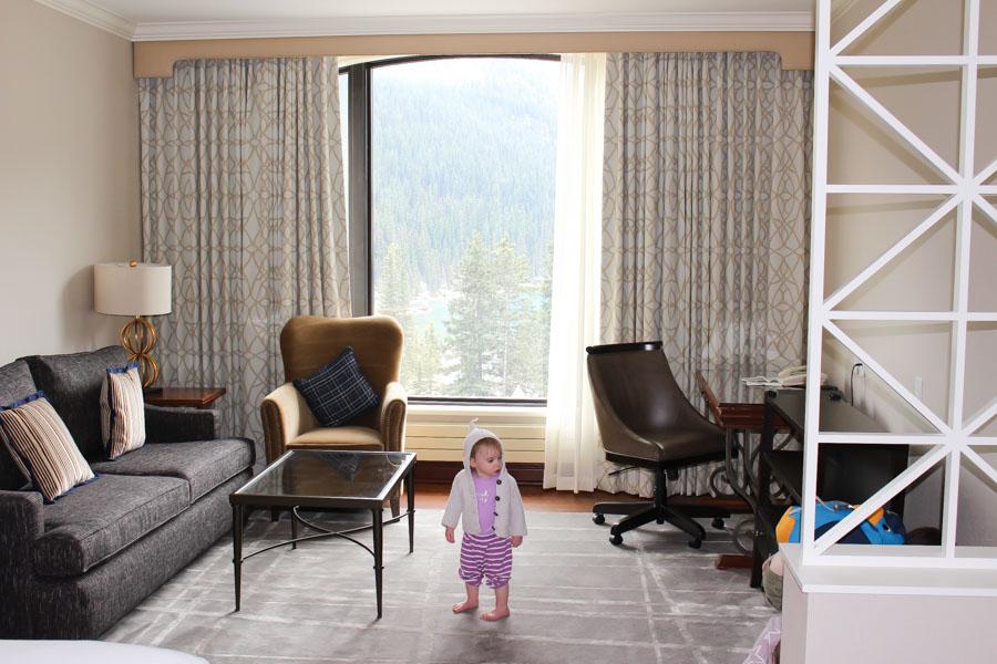 Fairmont Hotel, Lake Louise