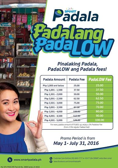 Smart Padala gives back to hardworking Pinoys with Padalang Padalow