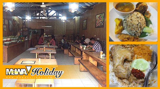 Rumah Makan Bobotoh Bandung