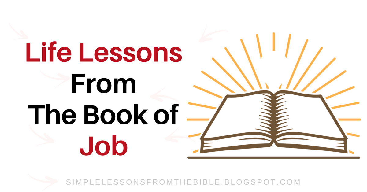 16 Life Lessons and Commentary from The Book of Job | Job