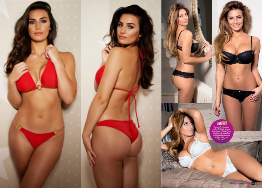 Hottest WAGS going to FIFA World Cup 2018 Annie Kilner