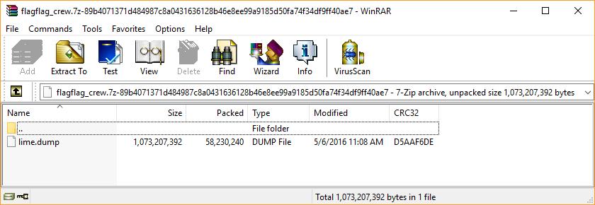 RakSec: Forensics CTF challenge - RAMDisk writeup