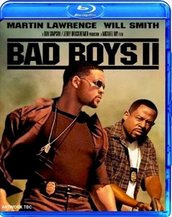 Bad Boys II 2003 Dual Audio ORG Hindi 480p BluRay 450MB
