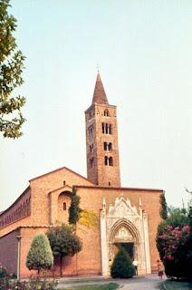 Esterno Chiesa di San Giovanni Battista